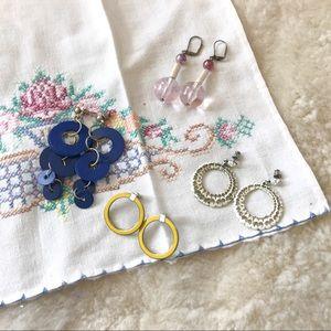 Jewelry - 💎 Vintage 80s & 90s Earrings